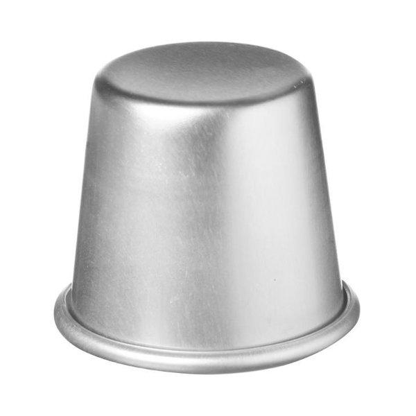 Hendi Babavorm met Gekraalde Rand    Ø70x(h)68 mm.