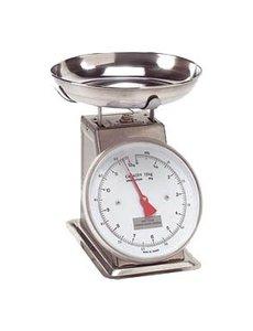 EMGA Weegschaal met Kom tot 4 kg | 2gr. Gradatie