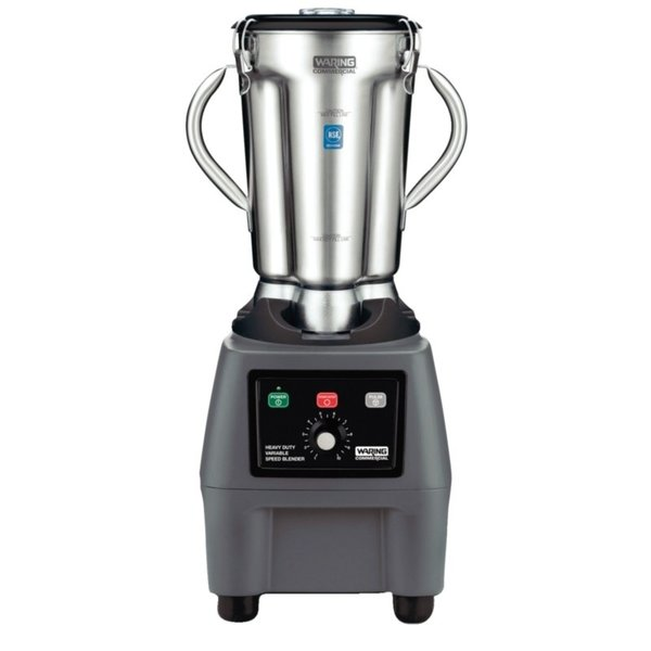 Waring Food Blender | RVS Mengbeker 4 Liter | 1500Watt | Variabele Snelheid