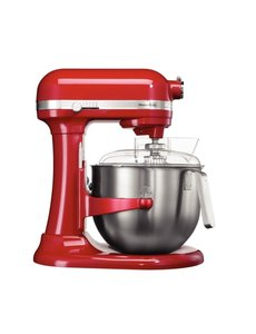 KitchenAid Planetaire Mixer Rood  | 6.9 Liter | 500Watt | Variabele Snelheid
