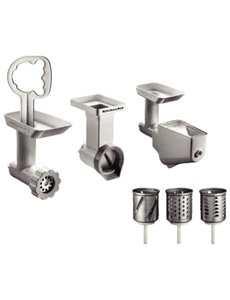 KitchenAid KitchenAid 6-delige Accessoireset voor KitchenAid mixers