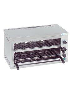 Tecnoinox Salamander / toaster dubbel Tecnoinox