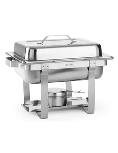 Hendi Chafing Dish Economic | GN1/2 | 385x295x(h)310mm