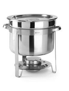 Hendi Chafing Dish Soep | Economic | ø370x(h)325mm