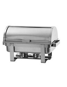 Hendi Chafing Dish met Rolltop | GN 1/1 | Rental | 590x340x(h)400mm