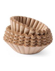 Hendi Koffiefilterpapier | Maat 90/250 | 1000 stuks