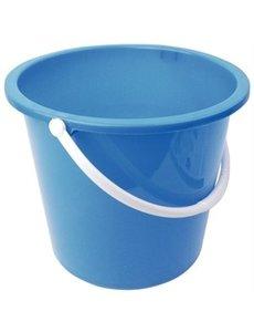 Jantex Jantex Kunststof Emmer 10 Liter | Blauw