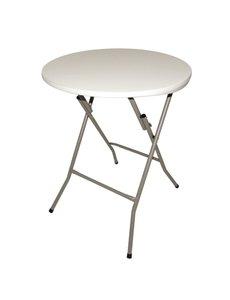 Bolero Opklapbare tafel rond 60(Ø)cm