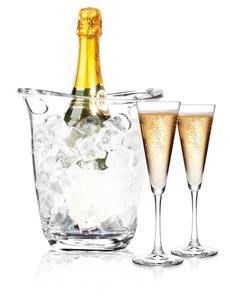 Hendi Wijnkoeler Transparant