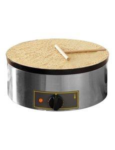 Roller Grill Crêpe Bakapparaat | Roller Grill CFE 400 | 3600W | Ø40x(H)16cm