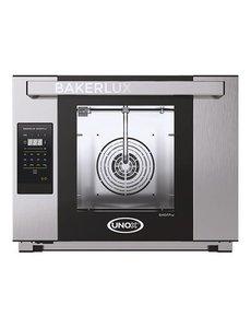 UNOX BakerLux Heteluchtoven Arianne GO  | 4x 46x33 cm. |  230V/3.5kW | 50(H)x66,9x60cm