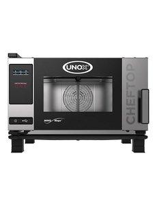 UNOX Combi-steamer Unox ChefTop ONE, 3x GN 1/1, 230V - links