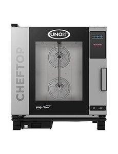 UNOX ChefTop Combisteamer MindMaps ONE | 7x GN 1/1 | 400V9.9kW | 85(H)x78x75cm