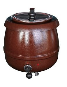 Bistro Soepketel Bistro | 10 liter | Bruin
