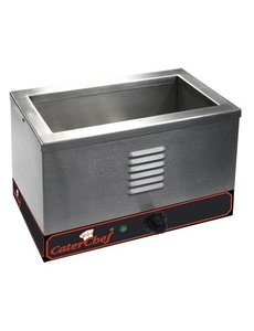 CaterChef Bain-Marie | GN 1/3 | 1000W | 265x363x(H)275mm