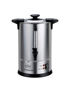 CaterChef CaterChef Koffiepercolator | 5 Liter | 48 Koppen