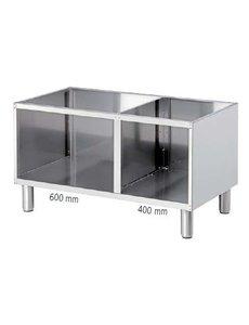 Bartscher Open Onderstel Serie 650 |  B 1.000 x D 535 x H 560 mm