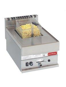 Modular Aardgas friteuse 8 liter