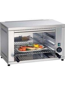 Bartscher Salamander 400 | 1 Warmtezone | 230V / 2.2kW |  B597xD368xH365 mm.