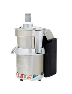Santos Sapcentrifuge Pro Juice 28 | Opening Trechter Ø7 cm. | 1300Watt | 58Hx32x48cm.
