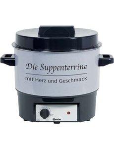 Bartscher Soepketel 16 Liter | 1800Watt | 30 °C tot 90 °C