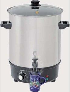 Bartscher Glühwein Ketel of Heet Water Ketel | Inhoud 30 Liter | 30 °C tot 100 °C