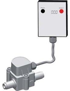 Bartscher Watermeter voor Waterfilter 109879 | B 45 x D 90 x H 50 mm