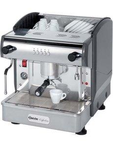 Bartscher Espressoapparaat Coffeeline G1 | 1 Groep | 230V / 2.85kW | Inhoud 6 Liter | B475xD580xH523 mm