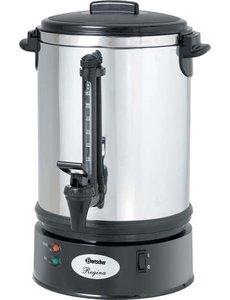 Bartscher Percolator 6.8 Liter / 48 Kopjes | Rondfilter Regina 40 | 1200W |  B220xD220xH415 mm