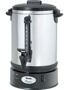 Bartscher Percolator 6.8 Liter | Rondfilter Regina 40 | 1.2kW |  Capaciteit max. 48 kopjes