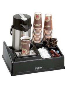 Bartscher Koffiestation Geschikt voor 1 Pompthermoskan