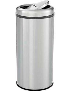 Bartscher Afvalemmer met Kanteldeksel | SWING | 50 Liter |  B350xD350xH750 mm.