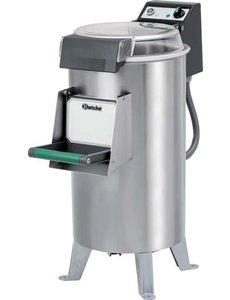 Bartscher Aardappelschilmachine 7.5 kg / keer | Capaciteit 90 kg / uur | 750W
