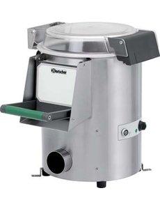 Bartscher Aardappelschilmachine | Inhoud 5 kilo | 230V / 0.37kW |  B610xD520xH560 mm.