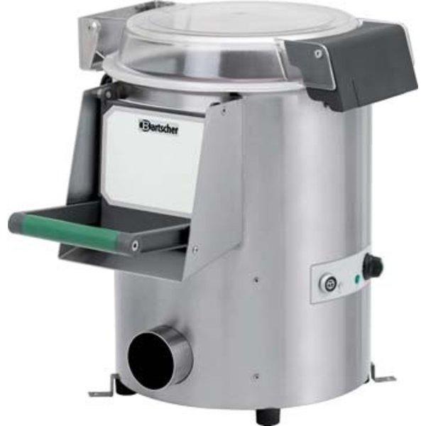 Bartscher Aardappelschilmachine 5 kg / keer | Capaciteit 60 kg / uur | 370