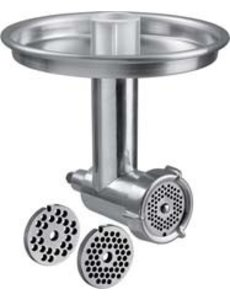 KitchenAid Kitchen Aid Vleesmolen Alu voor Kitchen Aid | Set 3  mm / 4.5 mm en 8 mm.