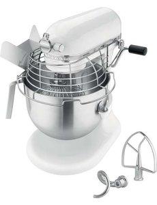 KitchenAid Professionele Planetaire Mixer  |  6.9 Liter | 325Watt | | 5KSM7990XEWH | 10 Snelheden