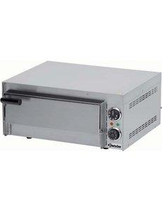 Bartscher Pizzaoven met 1 Etage | Pizza max. Ø 35 cm. | 230V / 2000W |  50 °C tot 300 °C