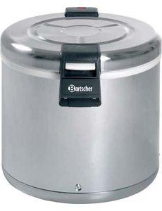 Bartscher Elektrische Rijstkoker 8.5 kilo | 395x465xH395 mm