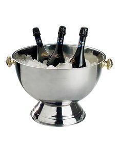 APS Champagne Bowl | RVS | 20 Liter | Ø42x(H)28cm