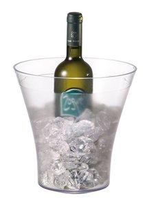 EFSE Wijnkoeler Transparant 4 liter