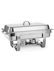 Hendi Chafing Dish | GN 1/1 | Fiora | 585x385x(h)315mm