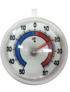 Hendi Koelkast Thermometer met Ophanghaak | Meetbereik -50 °C tot 50 °C