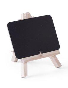 Hendi Tafel Krijtbord | 148 x 97 mm. | Per 2 stuks