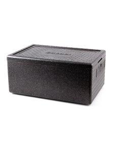 Hendi Thermobox 80 Liter | Kitchen Line | -20°C tot +110°C | 685x485x(h)360 mm.