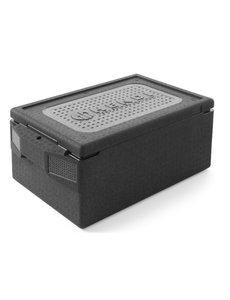 Hendi Thermobox 39 Liter | Profi Line | GN 1/1 | -20°C tot +110°C