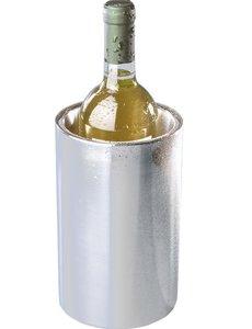 Hendi Wijnkoeler | Dubbelwandig RVS | Ø 120 x H180 mm