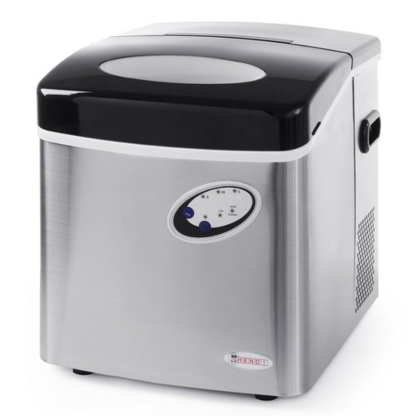 Hendi Hendi IJsblokjesmachine | 15 kilo/24uur | Kitchen Line 15