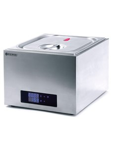Hendi Sous-Vide systeem GN 2/3 | 13 Liter | 400W | 363x335x(h)290mm