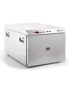 Hendi Lage Temperatuur Oven | Langzaam Garen | 1400W | 495x690x(h)415mm